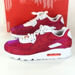Nike Wmns Air Max 90 Se Pink White Multiple Sizes